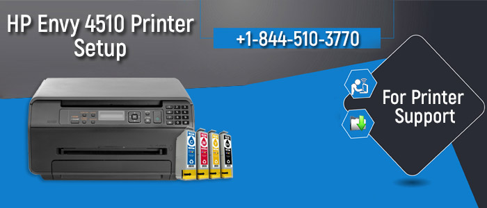 HP Envy 4510 Printer Setup